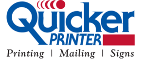 Quicker Printer - Official Print Sponsor