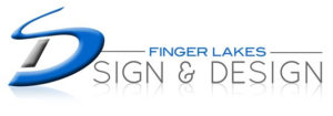 Finger Lakes Sign and Design